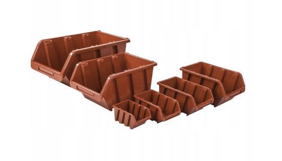 Úložné boxy - rozdelenie, veľkosti, určenie
