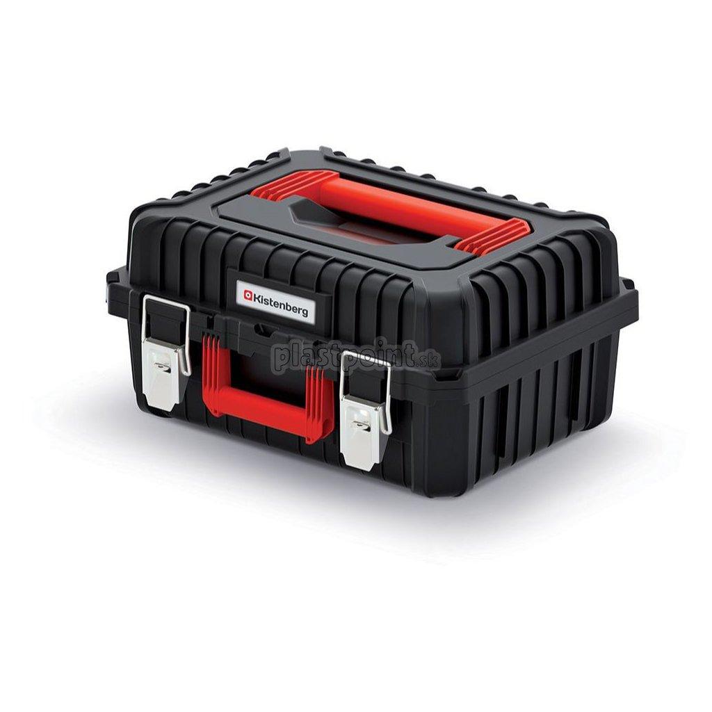 Kufrík na náradie so zámkami