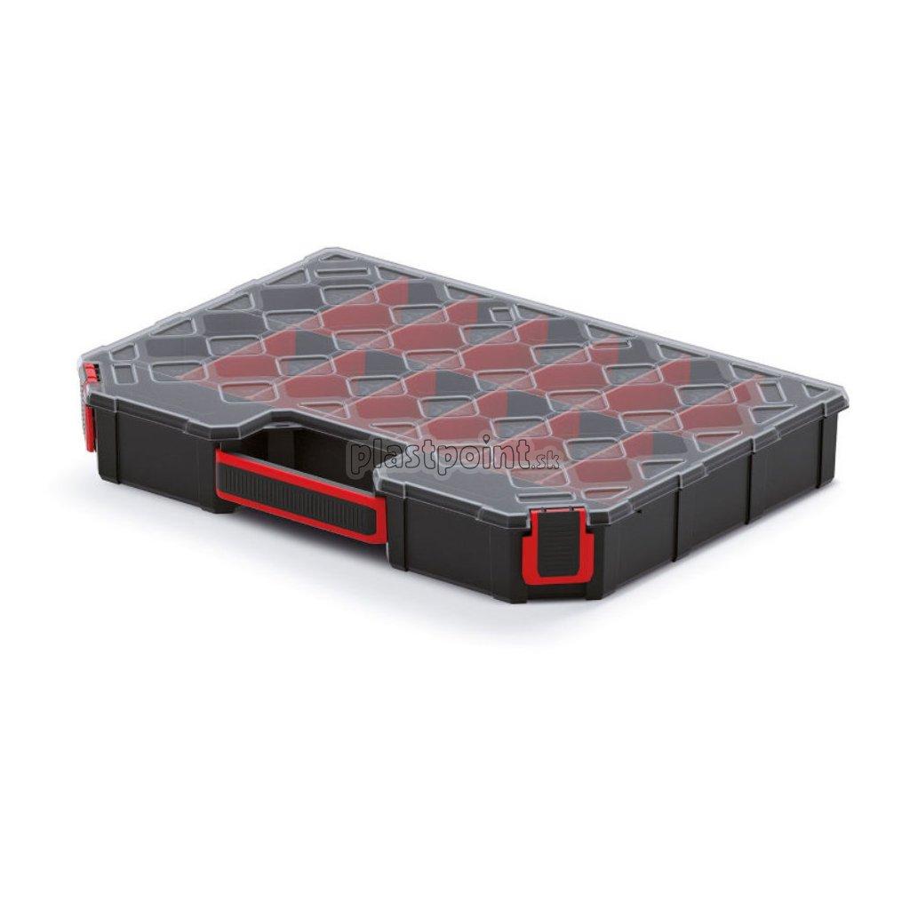 Kufrík na šróbiky TAGER 390 x 284 x 60 mm
