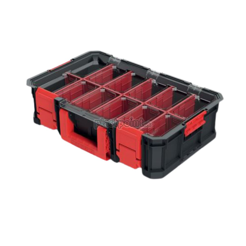 Modulárny prepravný box (prepážky) MODULAR SOLUTION 517x331x134