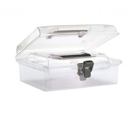 plastove organizery nuf set 2v1 245x214x100 cierne