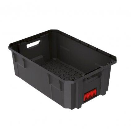 modularny prepravny box x block pro cierny 544x362x200 1