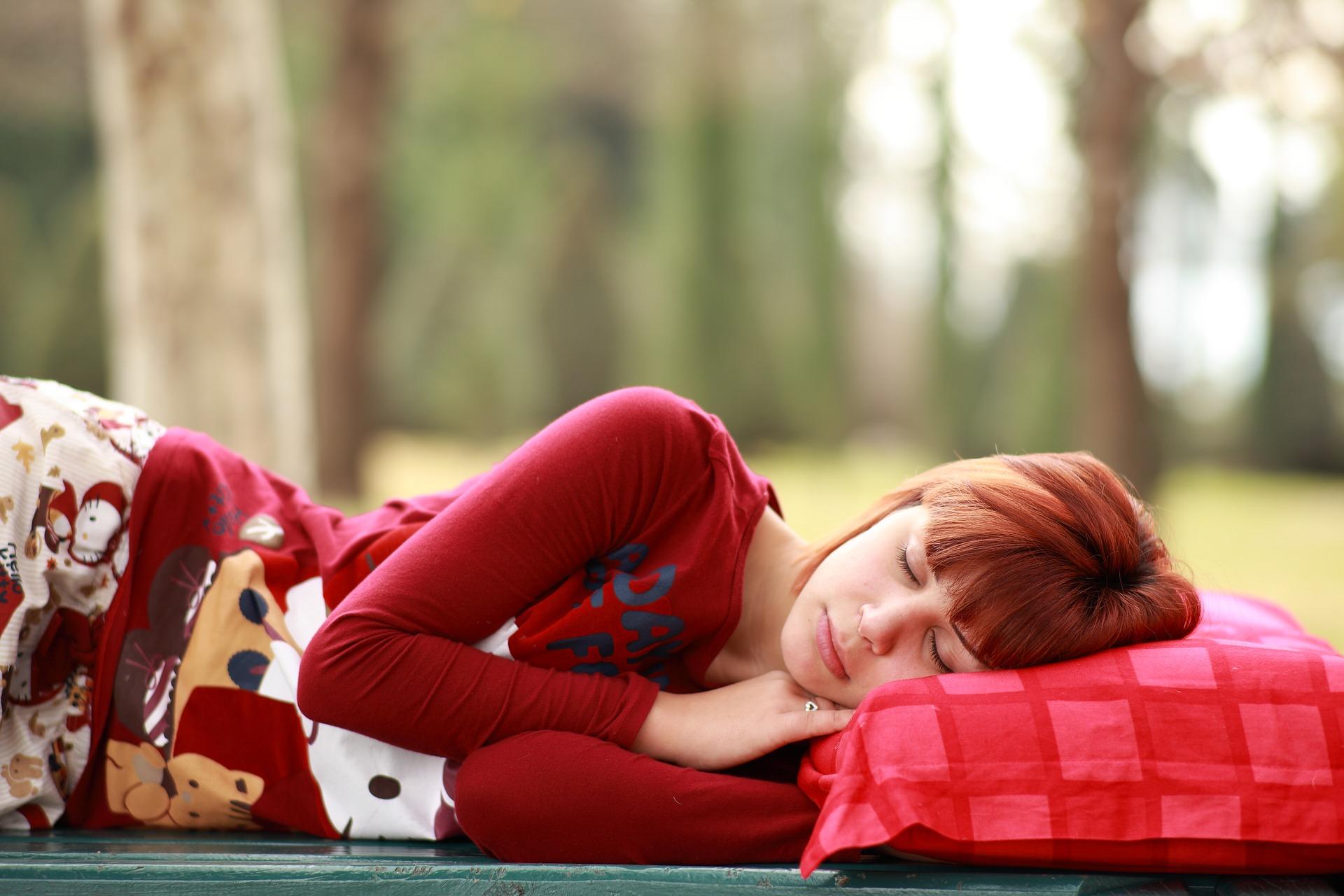 Jak na jarní únavu