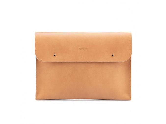 "MACBOOK SLEEVE 13"" KARAMEL"
