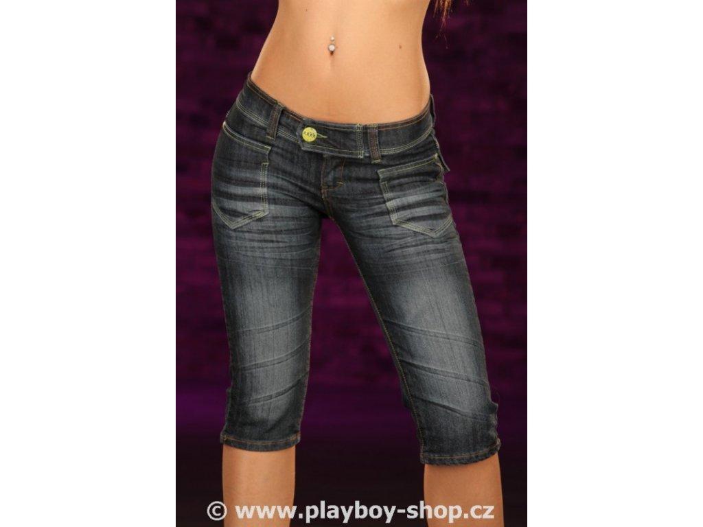 3/4 dámské jeans