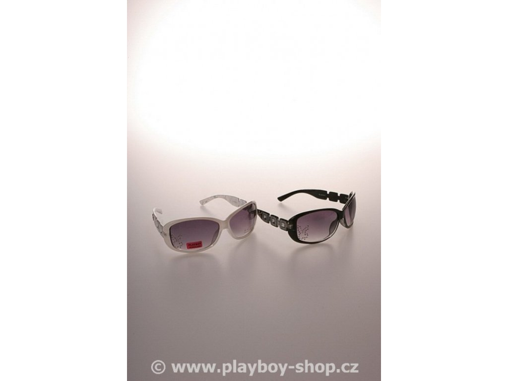 Brýle Playboy s ozdobnými nožičkami