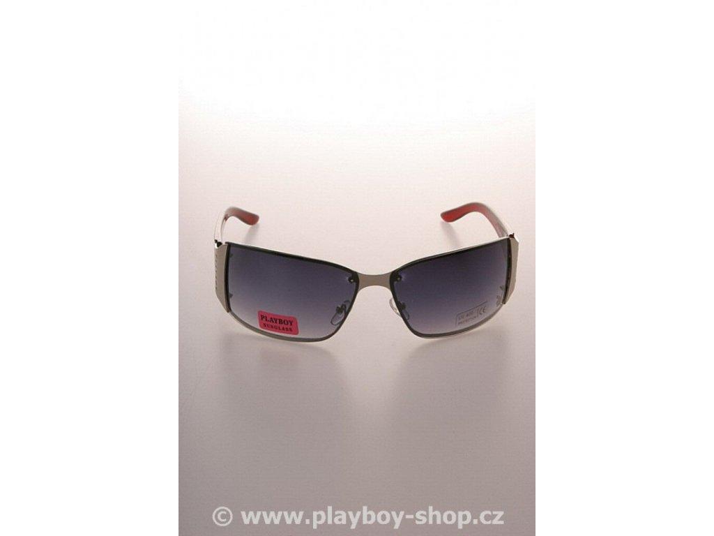 Brýle s 5-ti kamínky na stranách a logem zajíčka