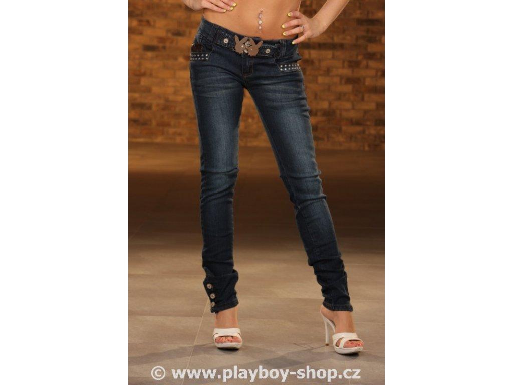 Dámské jeans Playboy