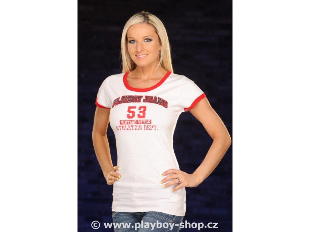 Dámské tričko Playboy jeans