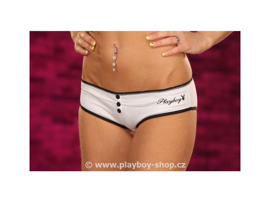 Kalhotky Playboy se 3-mi knoflíčky