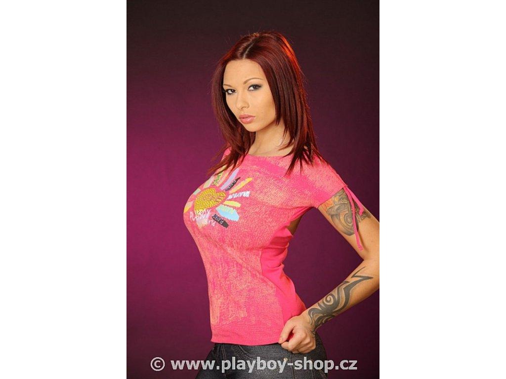 Love Playboy tričko