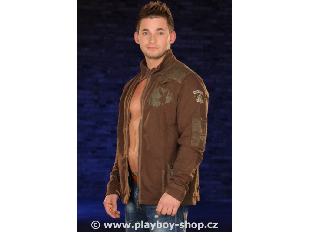Pánská bunda playboy