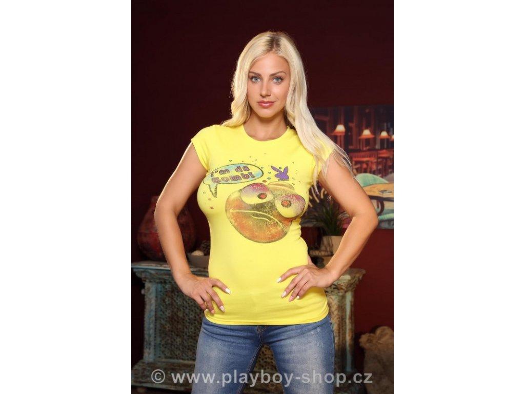 Playboy tričko - Jsem bomba!