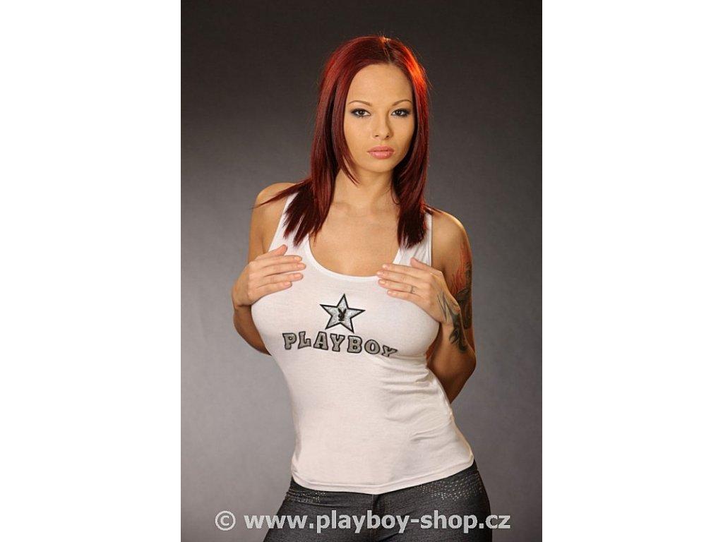 Tričko Playboy s hvězdičkou