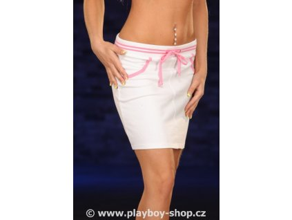 Sukně Playboy tenisového stylu