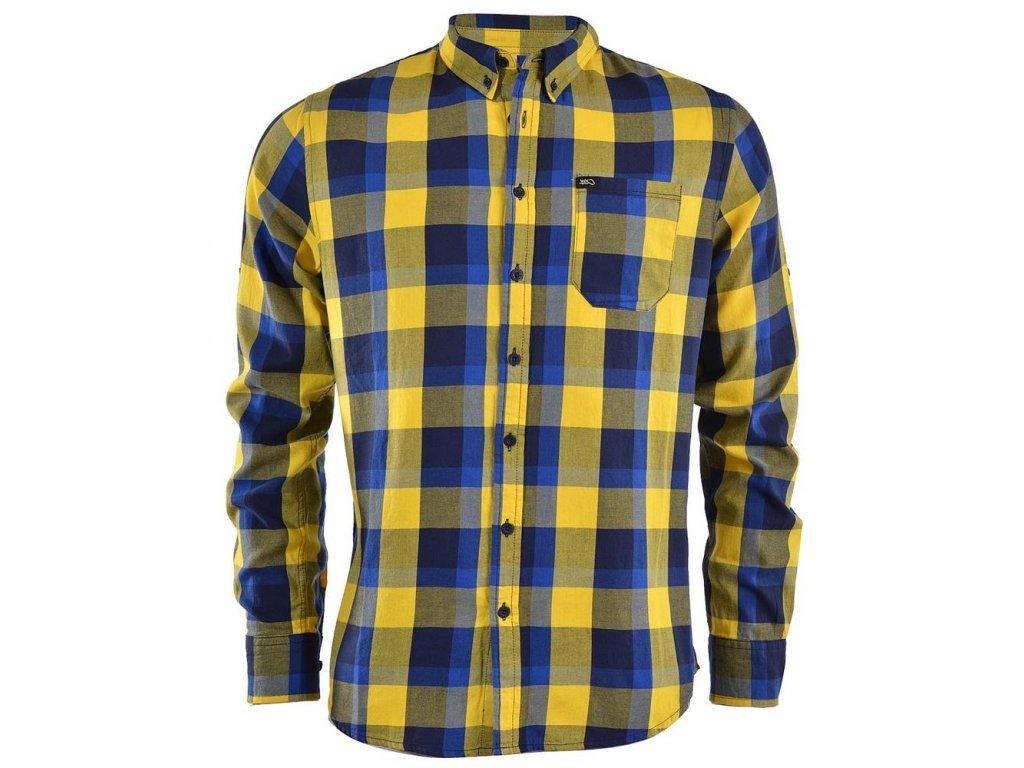 Košile a svetry
