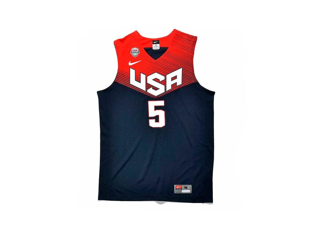 WC USAB REPLICA JERSEY - KEVIN DURANT