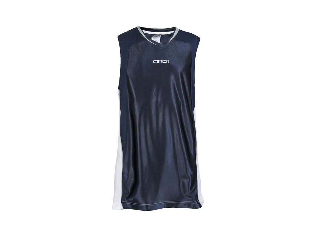 and1 JERSEY CRAWN blue white 1