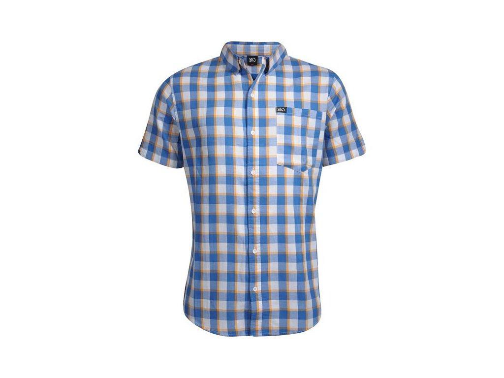ny check short sleeve shirt