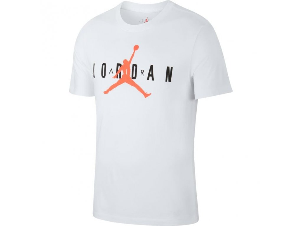 cze pl Air Jordan Air Wordmark T shirt CK4212 100 30677 3
