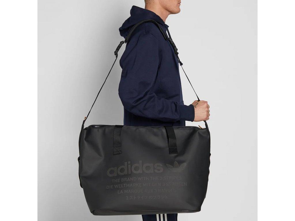 ADIDAS NMD DUFFLE BAG BLACK bk6741