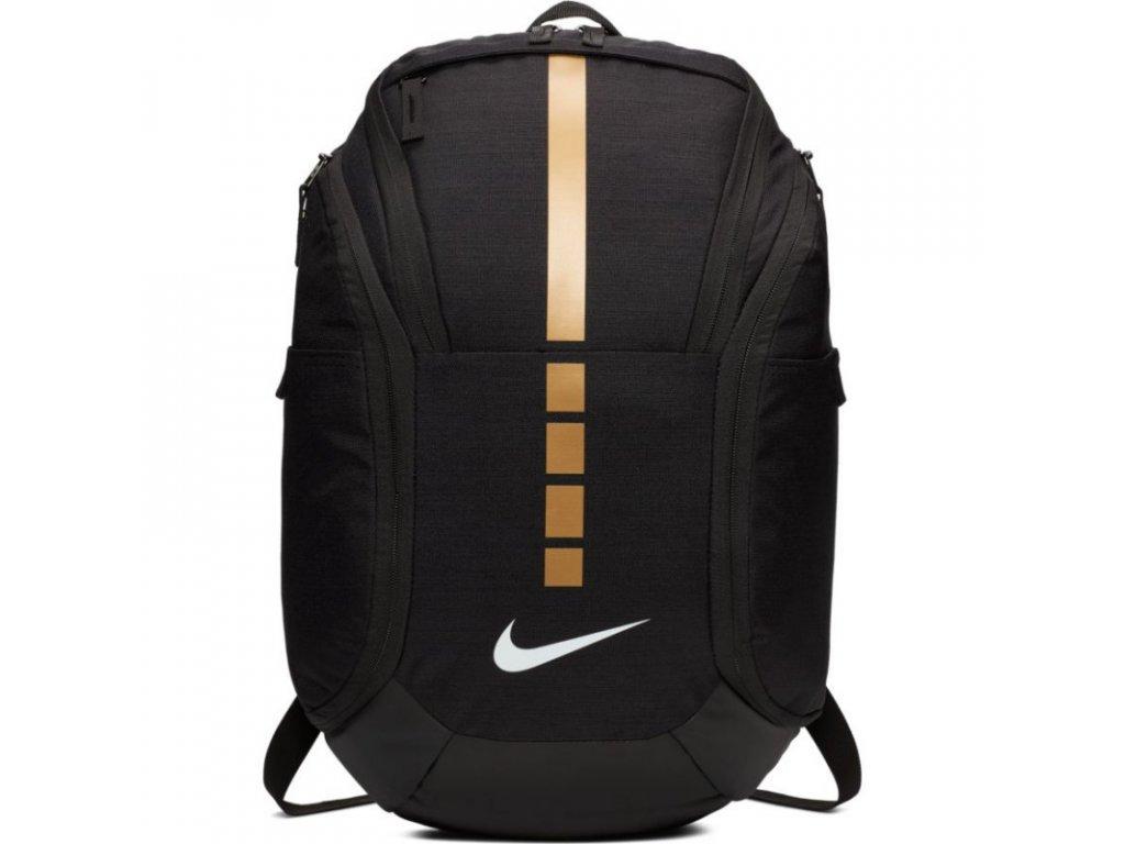 sac a dos nike hoops elite pro noir gold