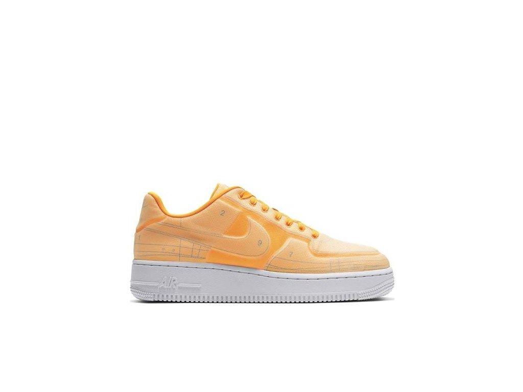 Nike Air Force 1 Low 07 LX Blueprint Laser Orange (W)