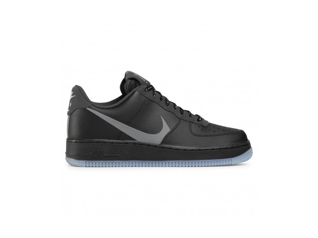 Nike Air Force 1 '07 LV8 Black:Anthracite