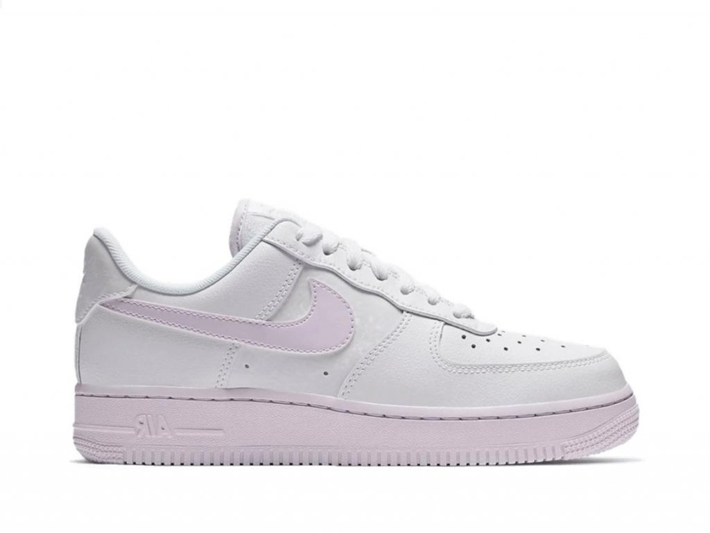 Nike Air Force 1 Low White Barely Grape (W)