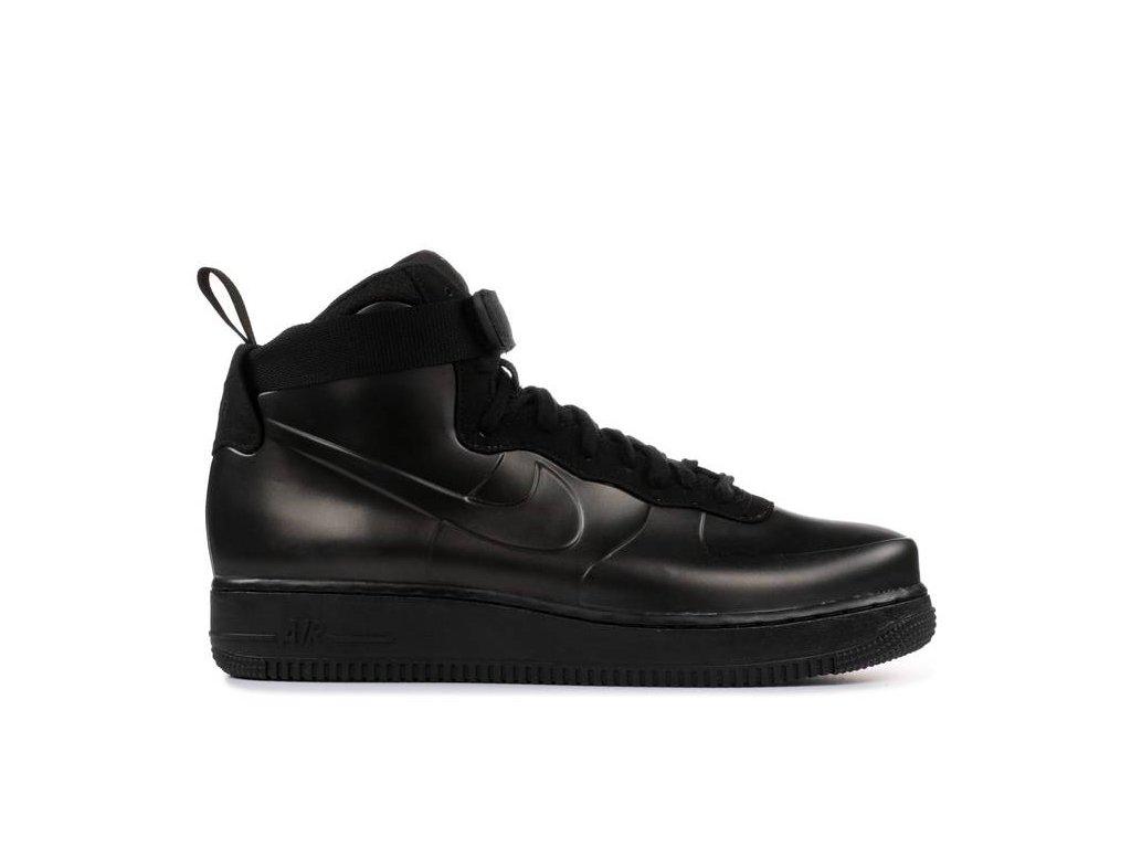 Nike Air Force 1 Foamposite Cup Triple Black