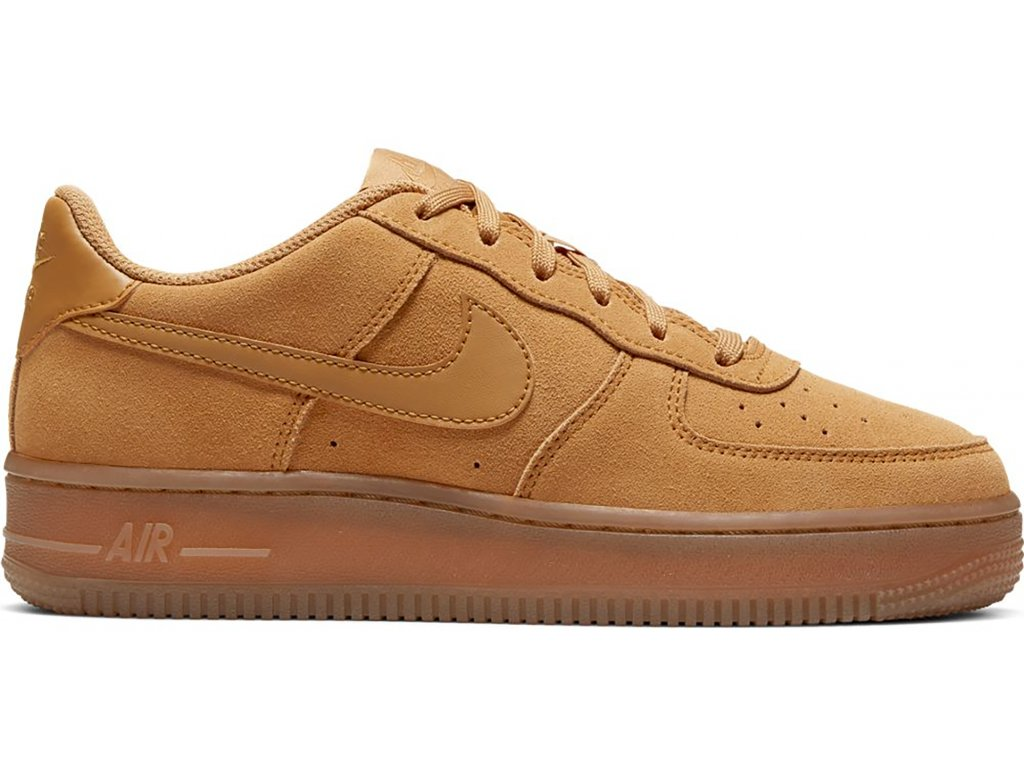 Nike Air Force 1 Low Wheat 2019 (GS)