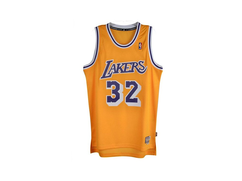 quality design 38849 a2a0e adidas NBA Magic JOHNSON, swingman