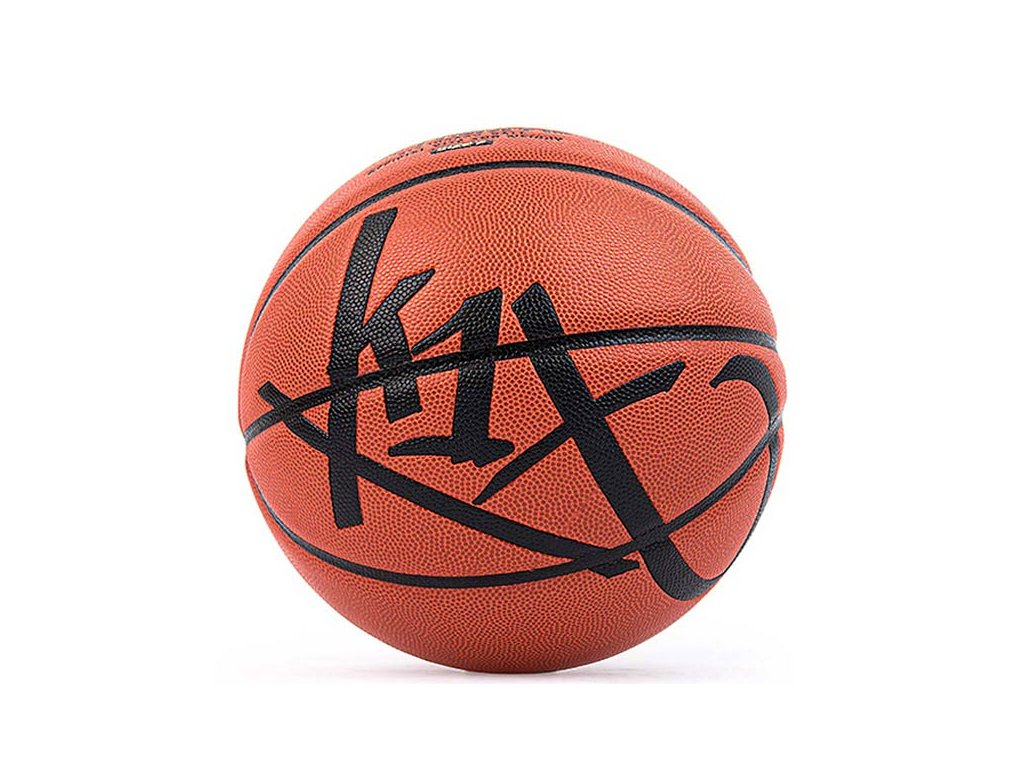 k1x ultimate pro basketball orange 1
