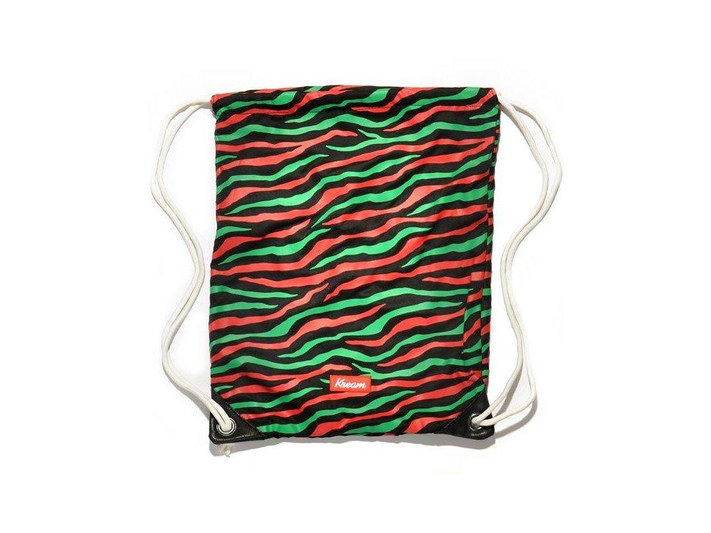 stripe called quest kream bag