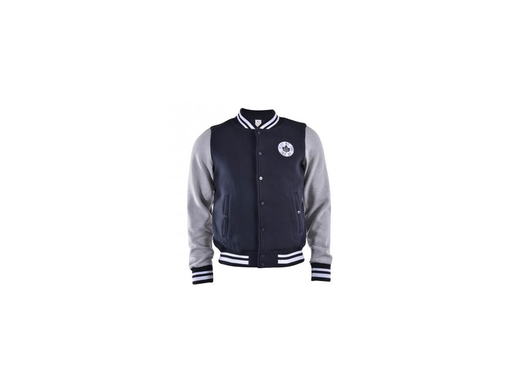 sweat varsity jacket