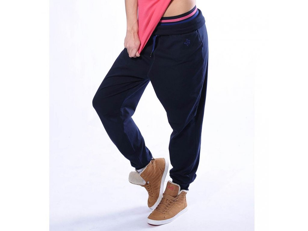 shorty collared sweatpants