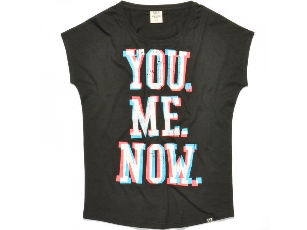 you me now loose tee