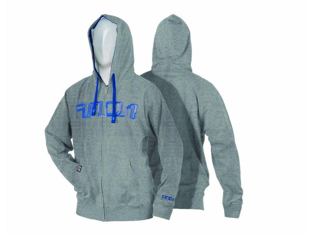 zip hoodie rounon