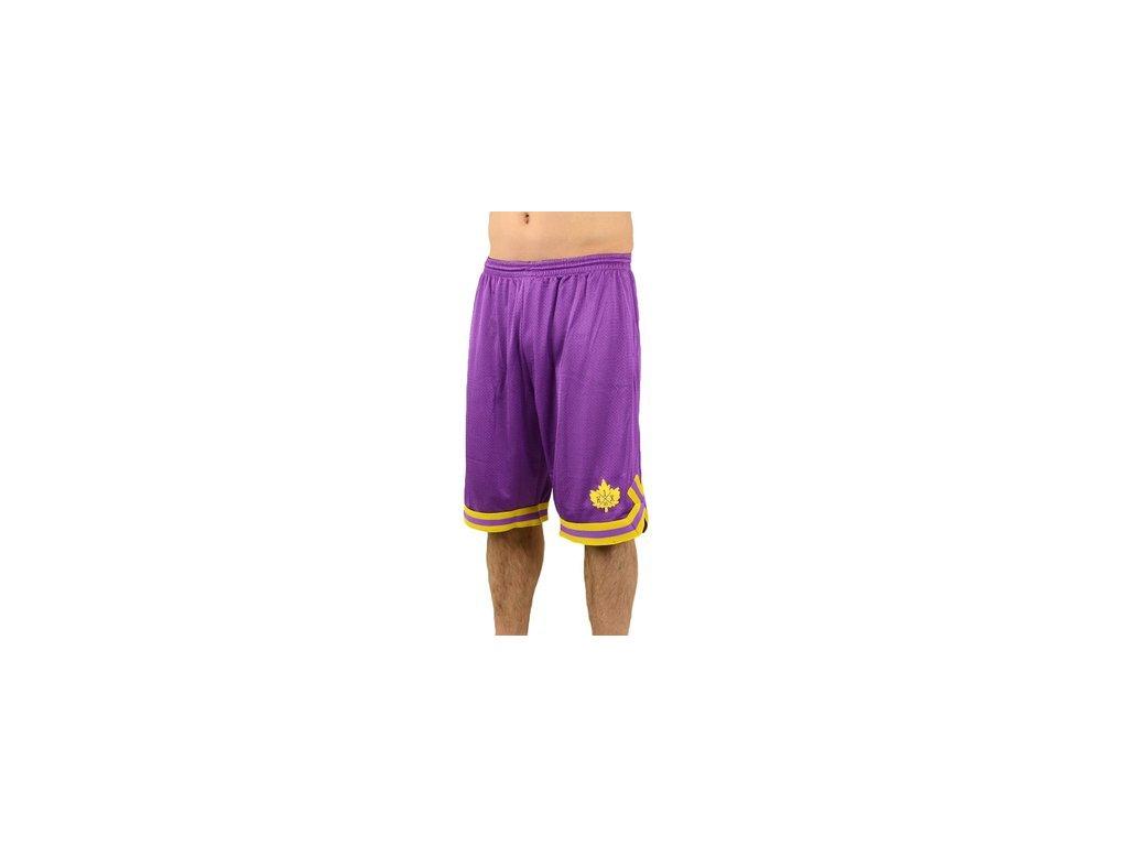 leaf double-x shorts