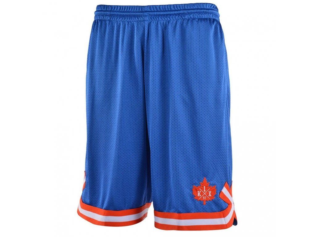 leaf double-x shorts