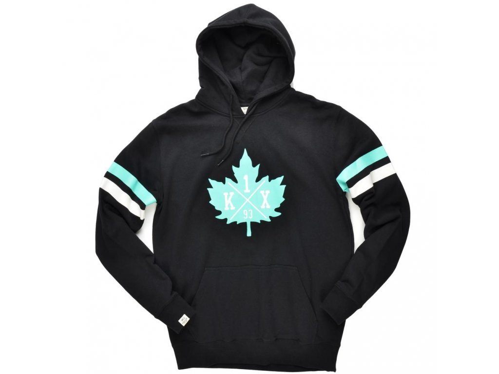 leaf hockey hoody