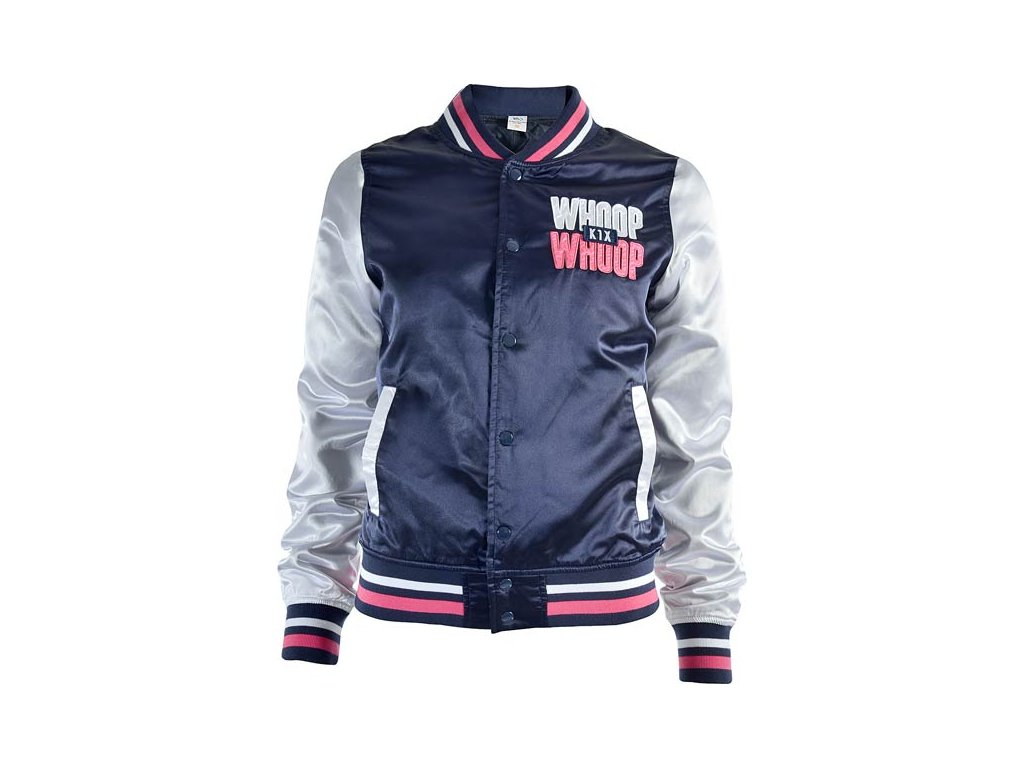 whoop whoop bomber jacket