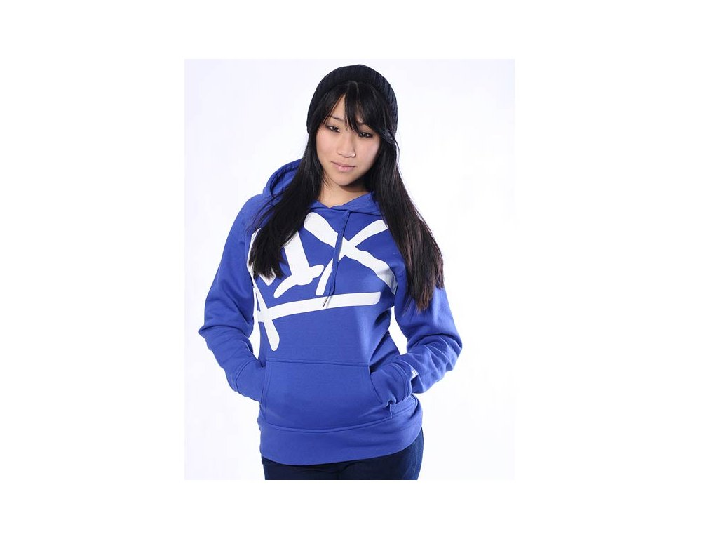 at large tag hoody mikina K1X shorty