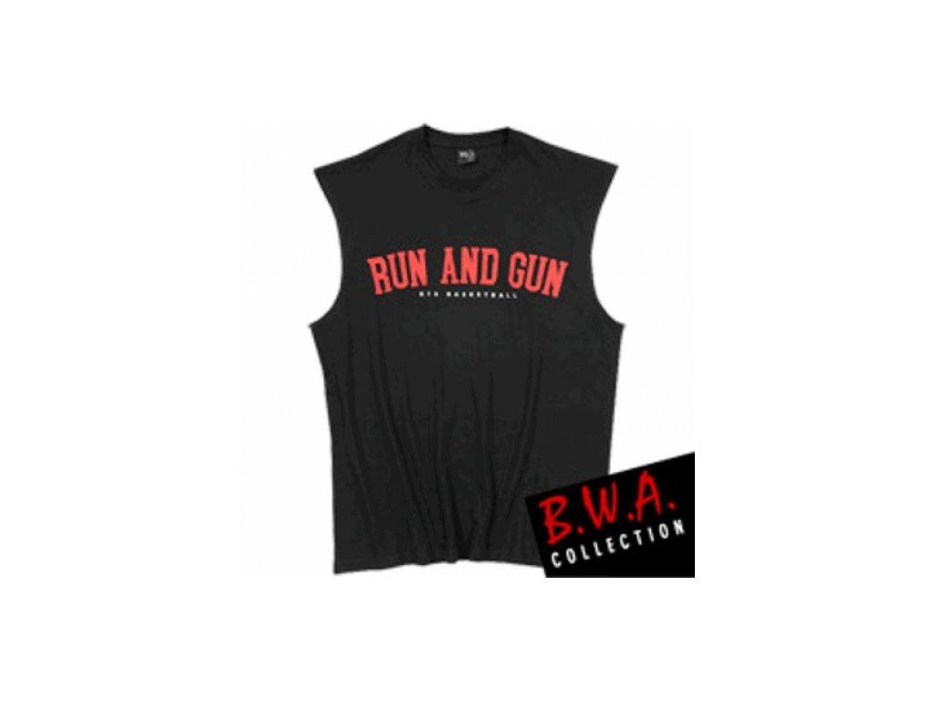 run and gun sleeveless
