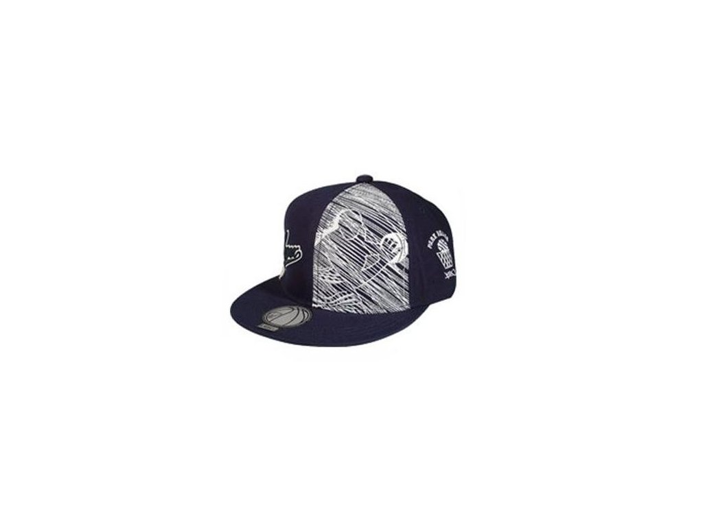 sin city baller cap black