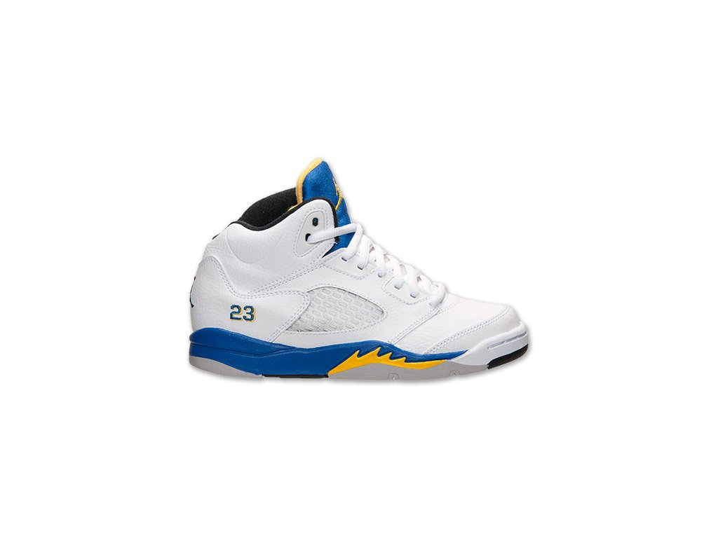 Jordan 5 Retro Basketball Shoes (PS)