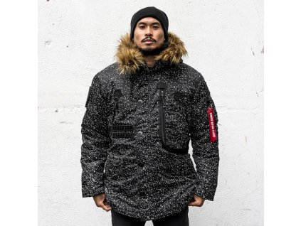 alpha industries x K1X Polar Jacket