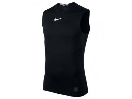 Pro Fitted Sleeveless Training Shirt 838087-010 Black