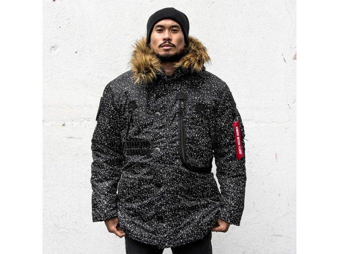 alpha industries x K1X Polar Jacket