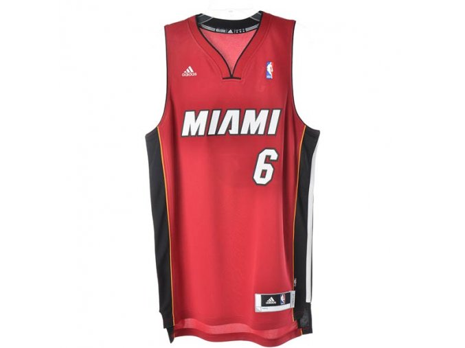 adidas SWINGMAN MIAMI HEAT LEBRON JAMES